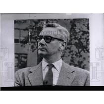 1961 Press Photo Howard K. Smith - RRW69877