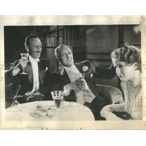"""Press Photo Sari Maritza and Hans Albers in """"Monte Carlo Madness"""""""