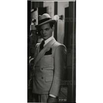 """1930 Press Photo Edward """"Eddie"""" Quillan,actor - RRW76857"""