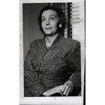 1942 Press Photo Zasu Pitts actress - RRW96225
