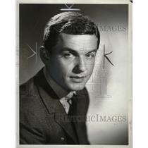 1961 Press Photo Art James American Game Show Host - RRW95141