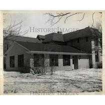 1960 Press Photo Bataria Public Library Books Illinois - RRW92381