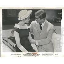 1959 Press Photo ROBERT EVANS AMERICAN PRODUCER