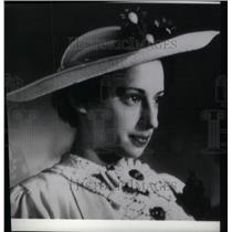 1936 Press Photo Leslie Landon Matthews American Actres - RRX41685