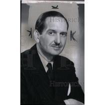 1952 Press Photo Richard Harkness NBC Commentator - RRX46549
