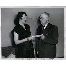 1955 Press Photo Joseph Tranquilli Springfield News - RRW00609