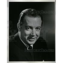 1962 Press Photo Game Show Host Hugh Downs - RRX56889