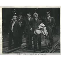 1932 Press Photo David Belasco - RSC15429