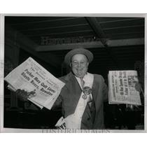 1956 Press Photo JAKSON E. WHITE WOODWARD CLIFFORD