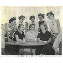 1959 Press Photo PAN AMERICAN GAMES NURSES DUTY - RRW52171