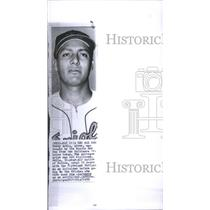1959 Press Photo Bobby Avila American Major League Baseball Cleveland Indians