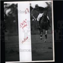 1968 Press Photo Robert Hurricane Hannah California
