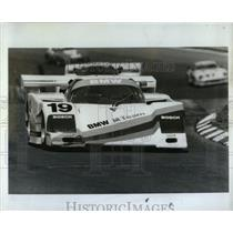 1986 Press Photo Englishman David Hobbs Road America - RRW62717