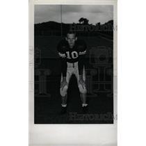1950 Press Photo Harvey Kingrey football player - RRW73907