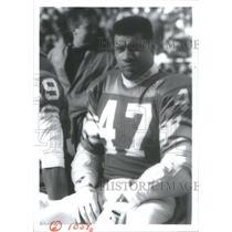 Press Photo Joey Matthew Browner Minnesota Vikings - RSC25863