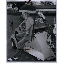 1956 Press Photo Michigan Seniors Golf Tournament Clare - RRX59861