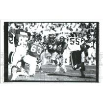 1990 Press Photo Freeman McNeil New York Jets - RSC26799