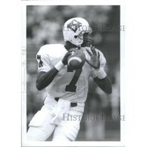 Press Photo Charles Dasero Football Player - RSC26083