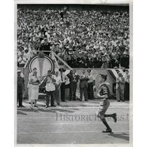 1959 Press Photo Eagle Scout Ronald Rodriguez Pan Am - RRW24697