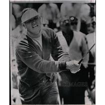 1965 Press Photo Joe Kirkwood Golfer Golf Tournament - RRW73215