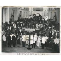 1959 Press Photo PanAmerican Festival Americas - RRW52157