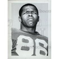 1965 Press Photo Adrian Beard Illinois University East - RRW74955