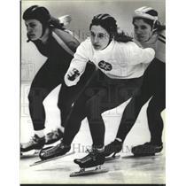 1963 Press Photo speed skating - RRW39809