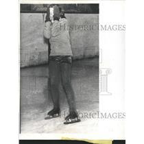 1961 Press Photo Susan Blair/440-Yard Ice Skating Champ - RRW39749