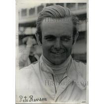 1971 Press Photo Peter Revson American Race Car Driver - RRW73693
