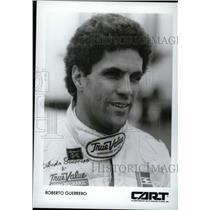 Press Photo Roberto Guerrero (racing driver) - RRW80297