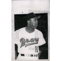 1963 Press Photo Tommie Aaron American Baseball Player - RRW73859
