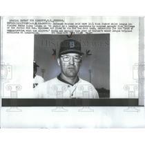 1969 Copy 1966 Photo Former Major League Infielder Eddie Kasko Boston Red Sox