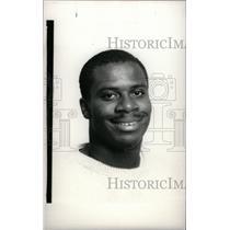1986 Press Photo Highland Park High Darren McQueen - RRX39299