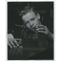 1941 Press Photo Ford Naval Training Program