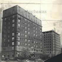 1931 Press Photo Colburn Hotel - RRX88233
