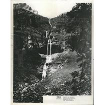 1951 Press Photo Torla , Spain - RRW46735