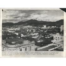 1946 Press Photo Kyoto Japan earthquake injury city - RRX81883
