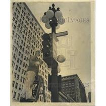 1952 Press Photo Frank Robbins Park District Jackson - RRW41081