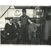 1931 Press Photo Lone Survivor of the Shattered Viking. - RRX85373