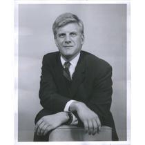1960 Press Photo Phil Power Journalist - RSC73879