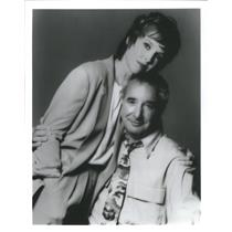 TV actors Jill Eikenberry and Michael Tucker from L.A. Law - RSC84881