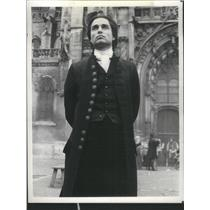"""1980 Press Photo Chris Sarandon In """"A Tale Of Two Cities"""" - RSC84161"""