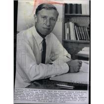 1964 Press Photo Co Winner Nobel Prize Medicien Bloch - RRX48501