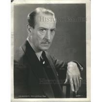 "PRESS PHOTO H.B. WARNER BRITISH ACTOR ""THE TRIAL OF MARY DUGAN"" - RSC59639"