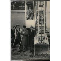 1935 Press Photo Denver Home Moderation fair James Duke - RRX36197