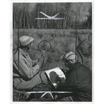 1965 Press Photo Michigan Experiment Telemetric Dept - RRW33021