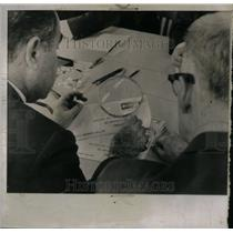 1962 Press Photo Governor Election run off - RRU92289