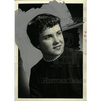 1957 Press Photo Kathleen Moira Kennary Iroquois Avenue - RRW76377