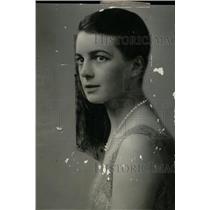 1929 Press Photo Miss Henrietta Alen - RRW99557