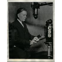 1936 Press Photo Washington William E. Dorah - RRX36383